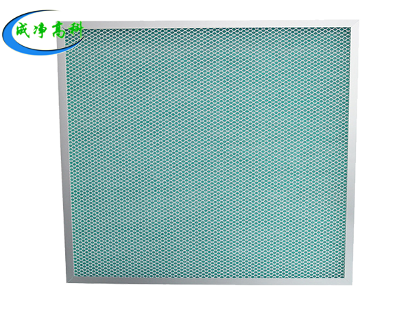 Glass fiber cotton air filter