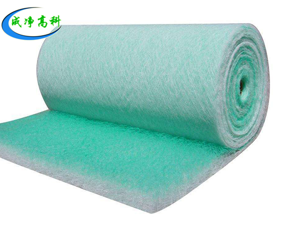 Glass fiber cotton