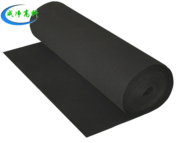 Activated carbon fiber cotton
